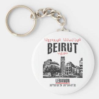 Llavero Beirut