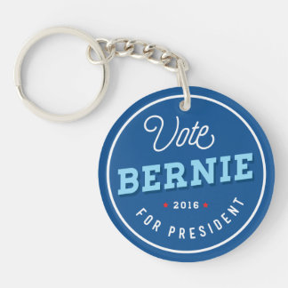 Llavero Bernie retro