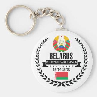 Llavero Bielorrusia
