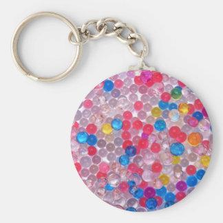 Llavero bolas del agua del colore