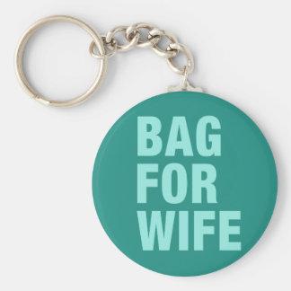 Llavero Bolso para la esposa