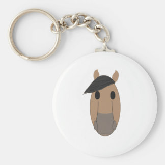 Llavero caballo