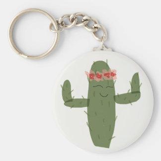 Llavero Cactus princess