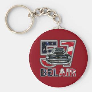 Llavero Cadena dominante 1957 de Chevy Belair