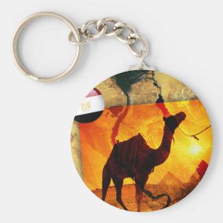 Llavero Camello egipcio