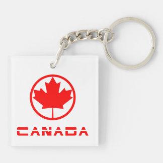 Llavero Canadá