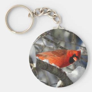 Llavero Cardinal