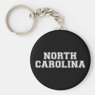 Llavero Carolina del Norte