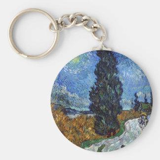 Llavero Carretera nacional de Vincent van Gogh en Provence