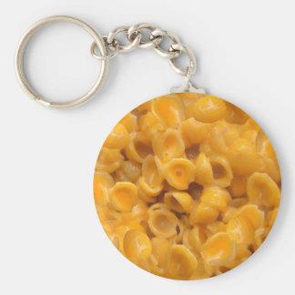 Llavero cáscaras y queso