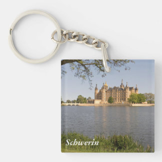 Llavero Castillo de Schwerin