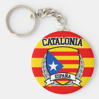 Llavero Cataluña