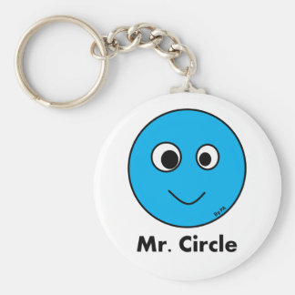 Llavero Chaveiro Mr. Circle By PA