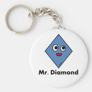 Llavero Chaveiro Mr. Diamond By PA