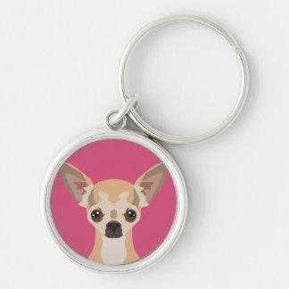 Llavero Chihuahua