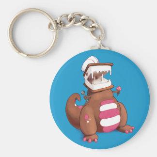 Llavero Chocolatey-Rex