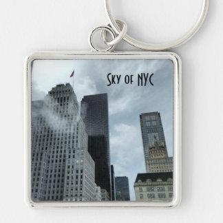 Llavero Cielo de New York City