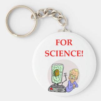 Llavero ciencia