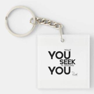 Llavero CITAS: Rumi: Qué usted busca