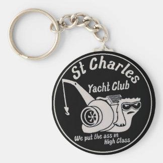 Llavero Club náutico de St Charles