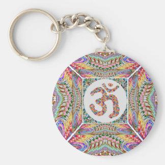 Llavero Colección de la joya del mantra de OM
