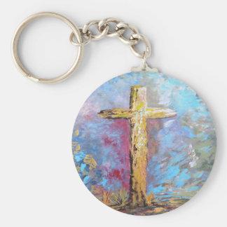 Llavero Colores de la cruz