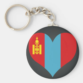 Llavero Compre la bandera de Mongolia