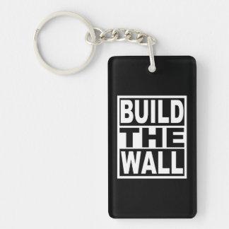 Llavero Construya la pared