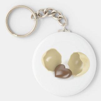 Llavero Corazón del chocolate
