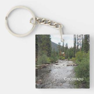 Llavero corriente en Coloradom