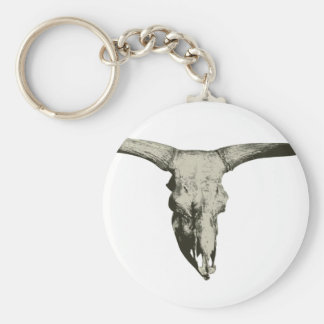 Llavero Cráneo del bisonte