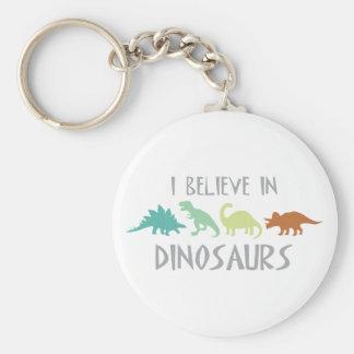 Llavero Crea en dinosaurios