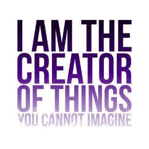 Llavero Creador de cosas inimaginables 2d35b7ed904
