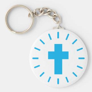Llavero Cruz del Jesucristo