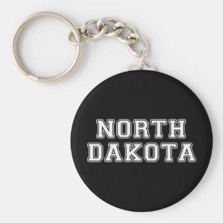 Llavero Dakota del Norte