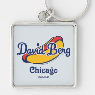 Llavero David Berg & Company, Chicago, IL 1860-1992