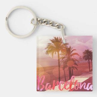 llavero de Barcelona