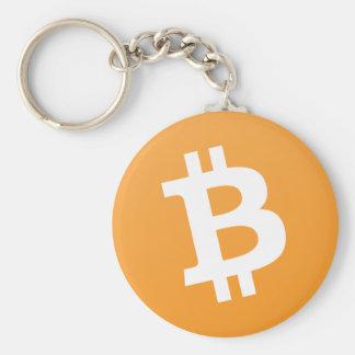 Llavero de Bitcoin