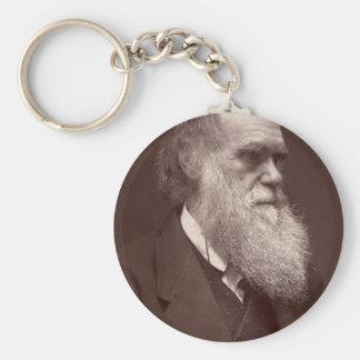 Llavero de Charles Darwin