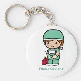 Llavero de futuro cirujano