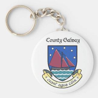 Llavero de Galway del condado