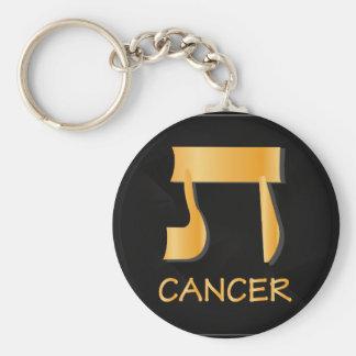 llavero de igno zodiacal en hebreo - Cancer