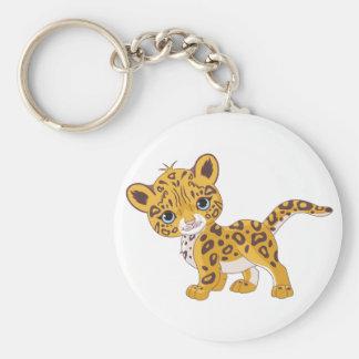 Llavero de Jaguar Cub