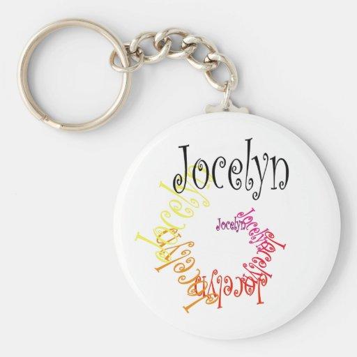 Llavero de Jocelyn