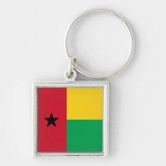 Llavero de la bandera de Guinea-Bissau