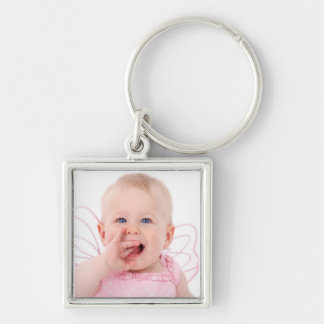 Llavero de la foto del bebé