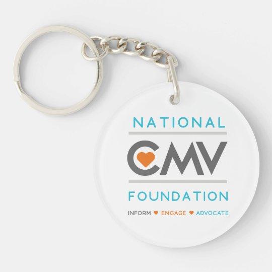 Llavero de la fundación del nacional CMV