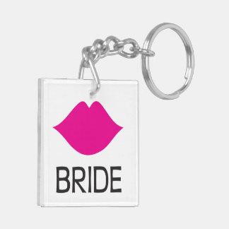 Llavero de la novia