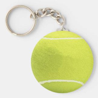 Llavero de la pelota de tenis