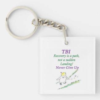 Llavero de la recuperación de TBI